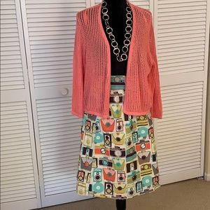 Mod Cloth Skirt in size 3x